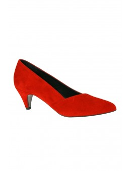 Mentor W7774 Red suede-20