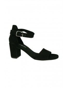 Pavement Sylvia Black Suede-20
