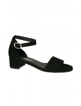Pavement Ninna Black Suede-20