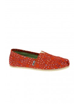 TOMS Classics Coral Geometric Tie-Dyed-20