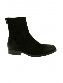 Mentor Boot W6251 Nubuck Black-20