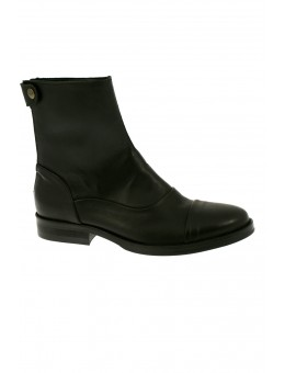 Mentor Boot W6507 Black Leather-20