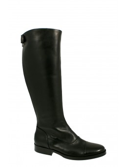 Mentor High Zip Boot W6985 Black-20