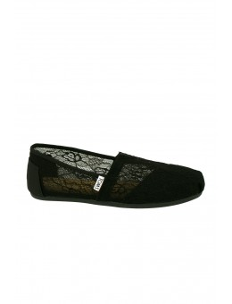 TOMS Lace Black-20