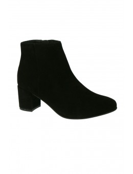 Pavement Selina Black Suede-20