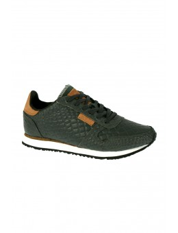 Woden Ydun Croco Dark Grey-20