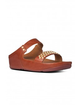 FitFlop Amsterdam™ Dark Tan-20