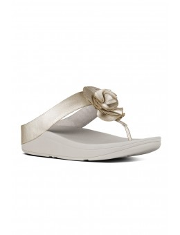 FitFlop Florrie™ Pale Gold-20