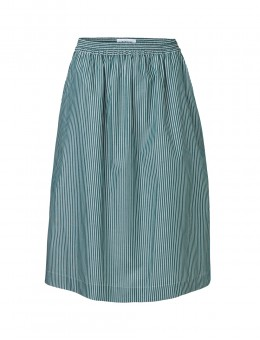 Libertine-Libertine Global Skirt Green With White-20