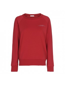 Maché Hollie Sweat Red-20