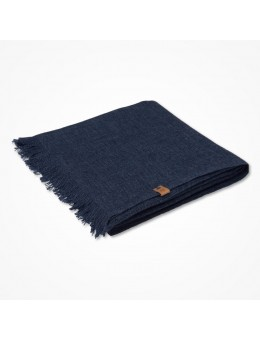 Dinadi Ida Scarf Midnight Blue-20