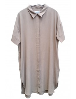 Lounge Nine 10607129 Arabella Tunic Silver Mink-20