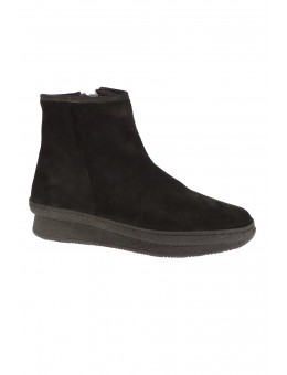 Pavement Nora Wool Black Suede-20