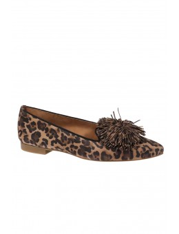 Paul Green 2376-08 Loafer Leopardino Sahara-20