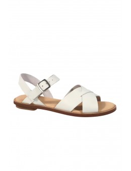 Clarks Willow Gild White Leather-20