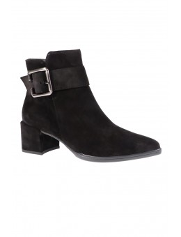 Paul Green 9578-01 Soft Suede Black-20