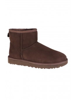 UGG Classic Mini II Chocolate-20