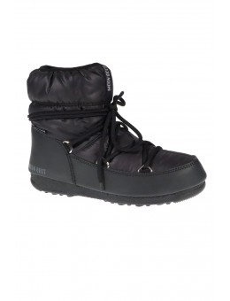 Moon Boot 24009300 Low Nylon WP 2 West East Black-20