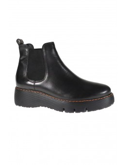 Paul Green 9821-02 Classic Calf Black-20