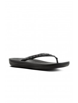 FitFlop Iqushion Crystal Black-20