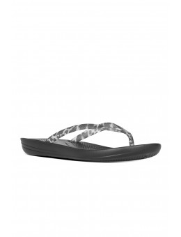 FitFlop Iqushion™ Black Leopard-20