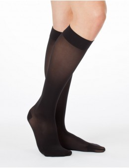 ITEM m6 Knee-high Translucent Black-20