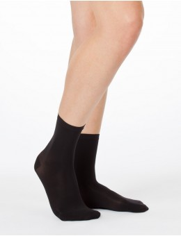 ITEM m6 Socks Translucent Black-20