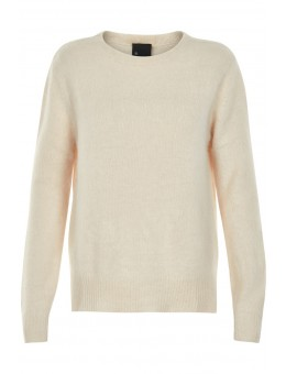 Six Ames Joie Sweater Off White-20