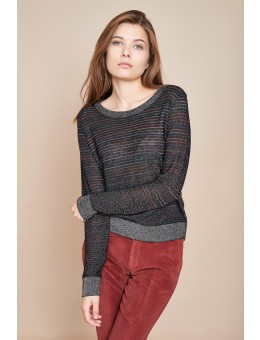 MKT Studio Kabile Knit Black-20