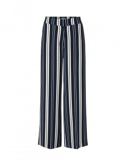 Libertine-Libertine Lark Trousers Navy Stripe-20