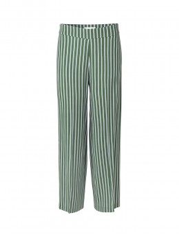 Libertine-Libertine Blonde Trousers Olive-Powder-Blue Stripe-20