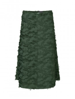 Libertine-Libertine Slip Skirt Army Green-20