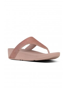 FitFlop Lottie Glitzy Rose Gold-20