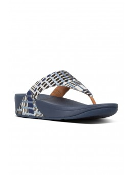 FitFlop Lulu Art Denim-20