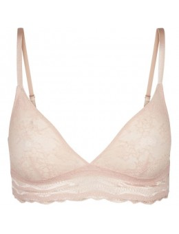 Lulu´s Drawer 1016 Leah Softcup Bra Blush-20