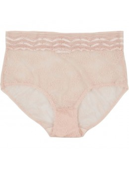 Lulu´s Drawer 1018 High Panty Blush-20