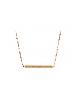 Pernille Corydon N401 Silver Stick Necklace-20