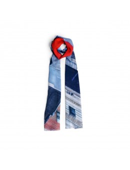 Inspired-by New York Roof Slim Scarf-20