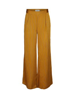 Cph Muse 122048 Paige Pants Wide Stripe Yellow Combi-20