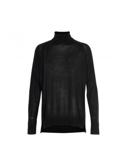Six Ames Petra Sweater Black-20