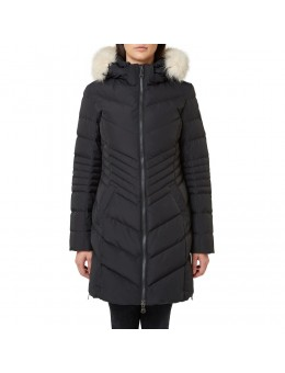 Pajar P2J672F8B Queens Real Fur Black-20