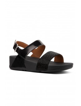 FitFlop Ritzy Back-Strap Sandals Black-20
