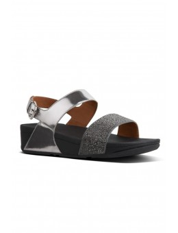 FitFlop Ritzy Back-Strap Sandals Pewter-20