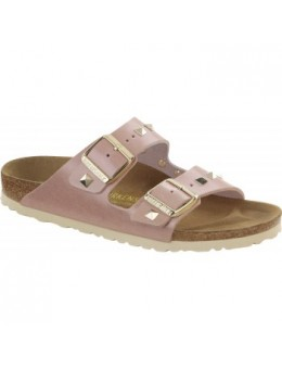 Birkenstock 0653063 Arizona Rose Gold Studs-20