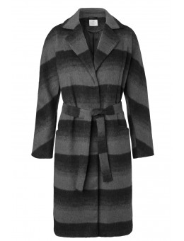 Rosemunde 9025-3019 Coat Black Grey Blend-20