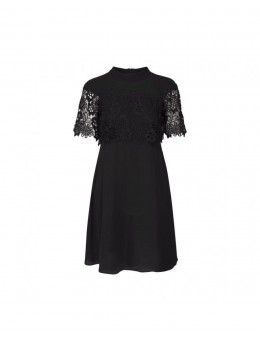 Sofie Schnoor S173213 Dress Black-20