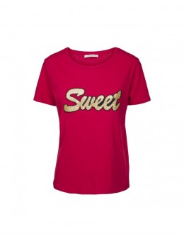 Sofie Schnoor S174222 T-Shirt Red-20