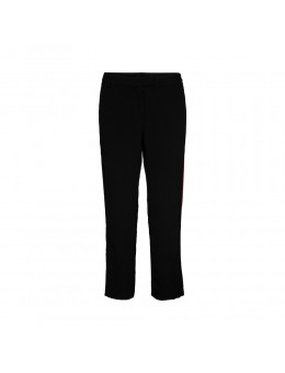 Sofie Schnoor S174319 Trousers Black and Red Stripe-20