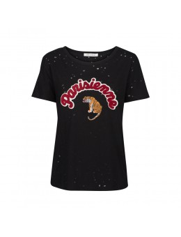 Sofie Schnoor S175266 T-Shirt Tiger Black-20