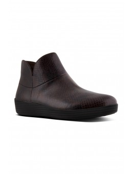 FitFlop SUPERMOD™ II Ankle Boots Choco Snake-20